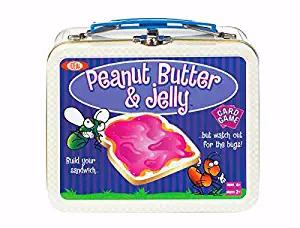 Game-Peanut Butter & Jelly (Ages 4+)