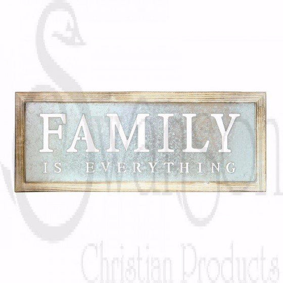 Wall Decor-Family Is Everything