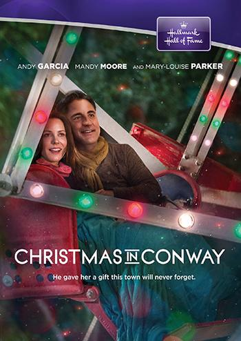 DVD-Christmas In Conway (Nov)