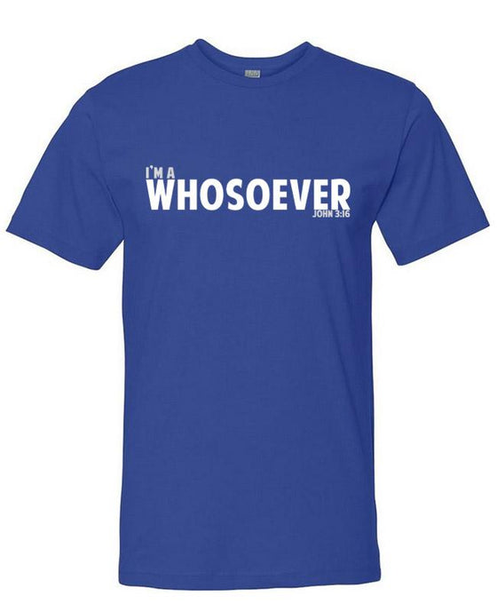 I'm a WHOSOEVER - Men's T-Shirt