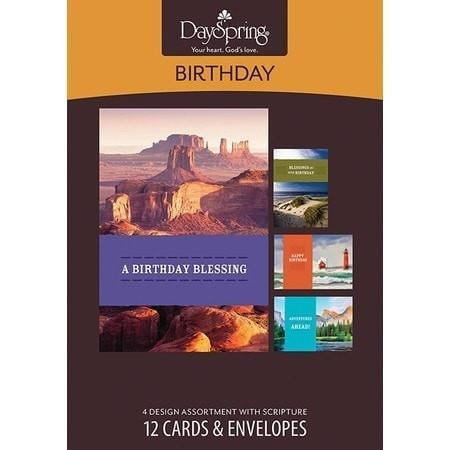 A Year of Adventure, Birthday Cards-Christian Greeting Cards-SonGear Marketplace-SonGear