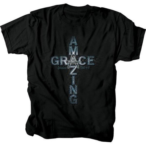 'Amazing' - Men's T-Shirt-Christian T-Shirts-Gardenfire-SGN568278173-SonGear
