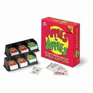 Apples To Apples Game - Bible Edition-Christian Board Games-SonGear Marketplace-SonGear