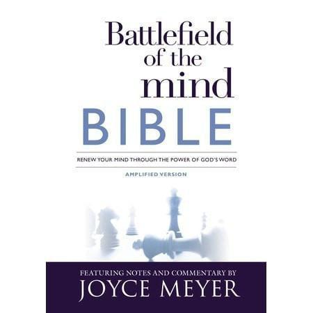 Battlefield Of The Mind Bible, hardcover-Christian Bibles-SonGear Marketplace-SonGear
