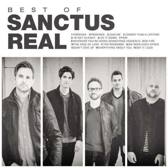 Best of Sanctus Real-Christian Music-SonGear Marketplace-SonGear