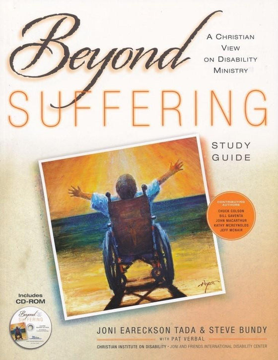 Beyond Suffering Study Guide w/CD-Christian Music-SonGear Marketplace-SonGear
