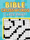 Bible Crosswords-Large Print Edition-Christian Books-SonGear Marketplace-SonGear