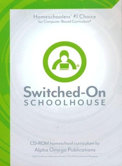 Bible Grade 3, Switched-On Schoolhouse-Christian Books-SonGear Marketplace-SonGear