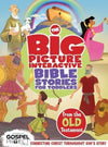 Big Picture Interactive Bible Stories For Toddlers From The Old Testament-Christian Books-SonGear Marketplace-SonGear