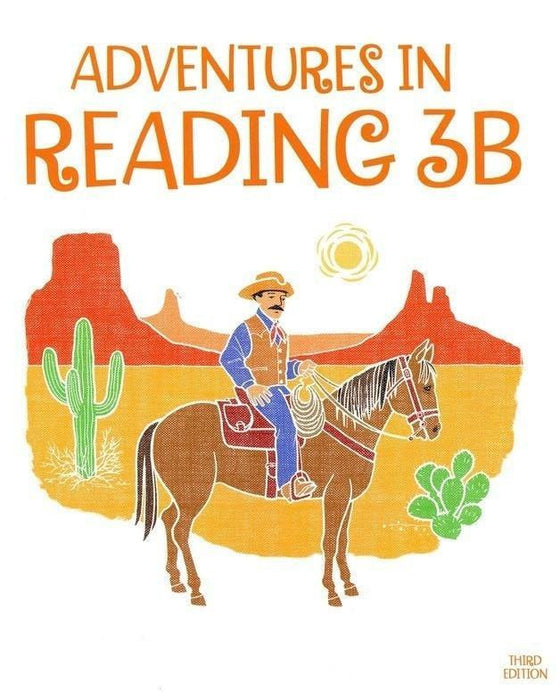 BJU Reading Grade 3 Student Book B (Third Edition)-Christian Books-SonGear Marketplace-SonGear