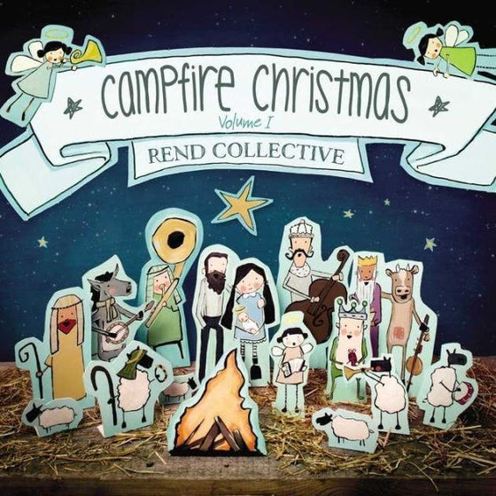 Campfire Christmas Vol. 1-Christian Music-SonGear Marketplace-SonGear