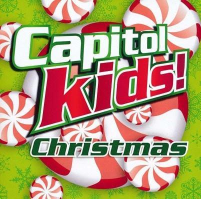 Capitol Kids! Christmas CD-Christian Music-SonGear Marketplace-SonGear