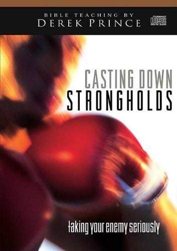 Casting Down Strongholds (1 DVD), Christian DVD's & Videos, SonGear Marketplace, 9781603748742, 630809748744 - SonGear