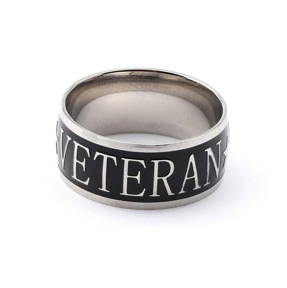 Christian Veteran - Patriot Ring-Christian Rings-SonGear-SGN4059197043-SonGear