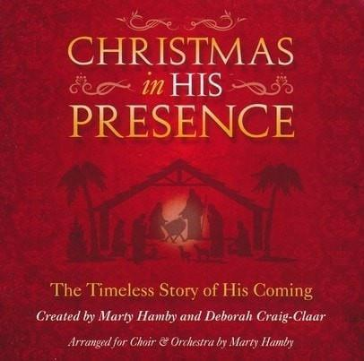 Christmas In His Presence, Listening CD-Christian Music-SonGear Marketplace-SonGear