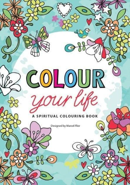 Colour Your Life: A Spiritual Colouring Book-Christian Books-SonGear Marketplace-SonGear