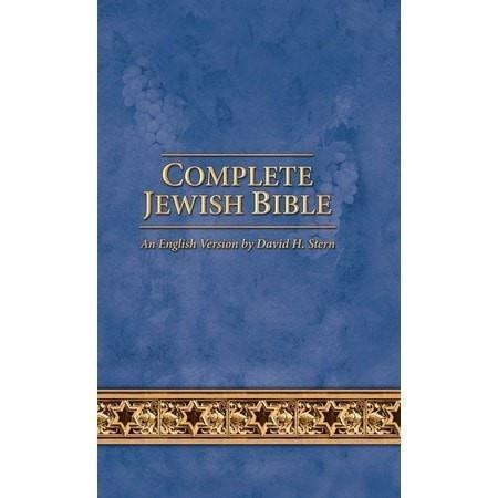 Complete Jewish Bible: 2017 Updated Edition, Paperback-Christian Bibles-SonGear Marketplace-SonGear