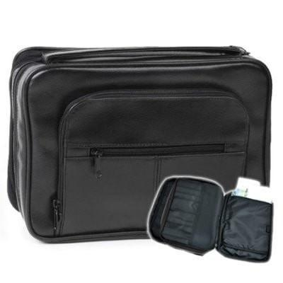 Deluxe Organizer with Study Kit Bible Cover, Black, Extra Large-Christian Bibles-SonGear Marketplace-SonGear