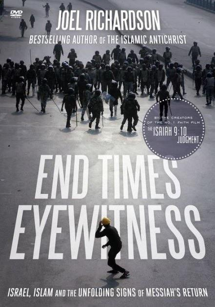 End Times Eyewitness, DVD-Christian DVDs & Videos-SonGear Marketplace-SonGear