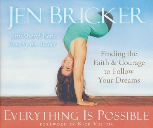 Everything Is Possible: Finding the Faith and Courage to Follow Your Dreams - unabridged audio book on CD-Christian Music & Video-SonGear Marketplace-SonGear