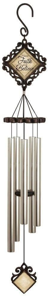 'Faith' Vintage Wind Chime-Christian Wind Chimes-SonGear Marketplace-SonGear