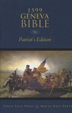 Geneva Bible (1599 Edition)-Patriots Edition-Hardcover-Christian Bibles-SonGear Marketplace-SonGear