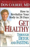 Get Healthy Through Detox and Fasting: How to Revitalize Your Body in 28 Days-Christian Books-SonGear Marketplace-SonGear