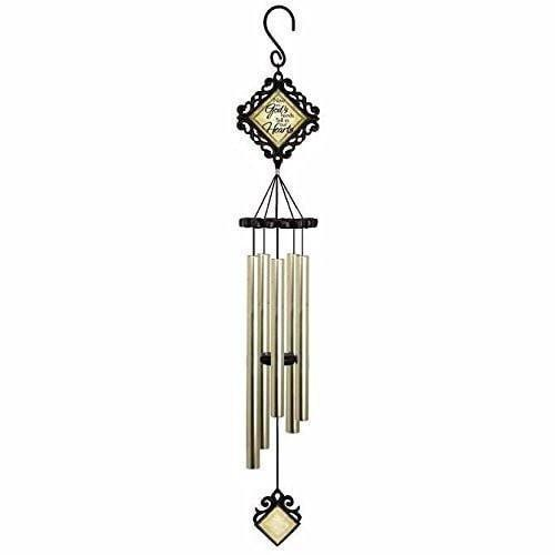 'God's Hands' Vintage Wind Chime-Christian Wind Chimes-SonGear Marketplace-SonGear