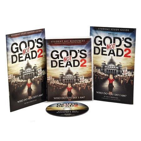 God's Not Dead 2 DVD Student Study Kit-Christian Books-SonGear Marketplace-SonGear