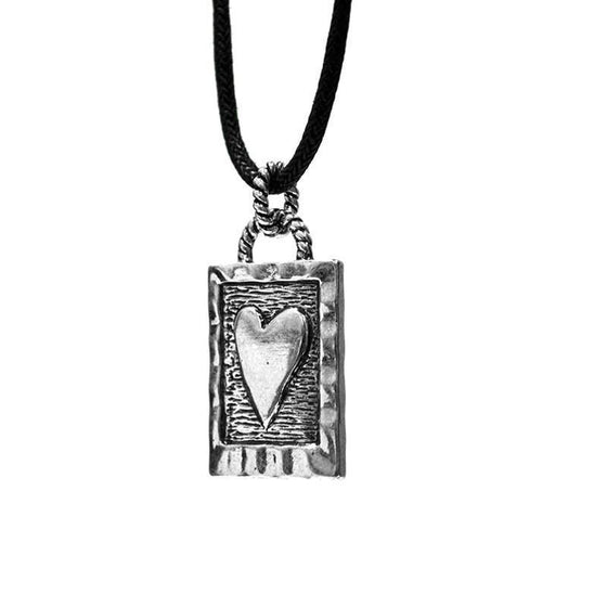 Grace: Embrace Heart Necklace-Christian Necklaces-Halle Joy-SonGear