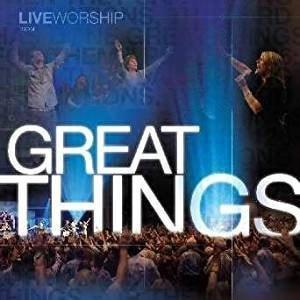 Great Things (Audio CD)-Christian Music-SonGear Marketplace-SonGear