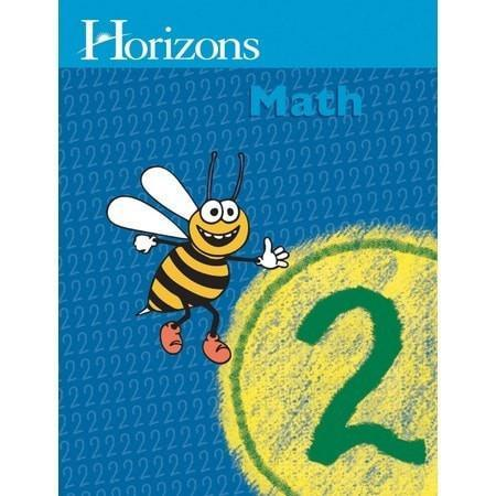 Horizons Math, Grade 2, Student Workbook 1-Christian Books-SonGear Marketplace-SonGear