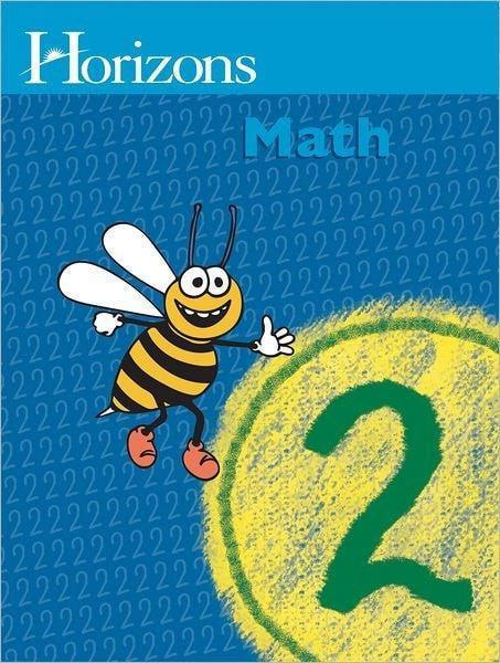 Horizons Math, Grade 2, Student Workbook 2-Christian Books-SonGear Marketplace-SonGear