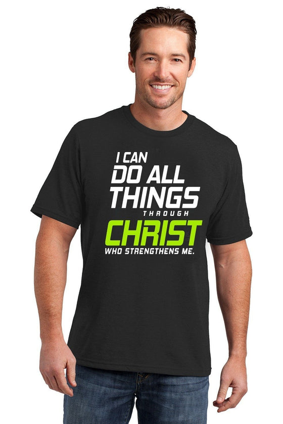 I Can Do All Things - Men's T-Shirt - New Design-Christian T-Shirts-SonGear-SGN3572872830-SonGear