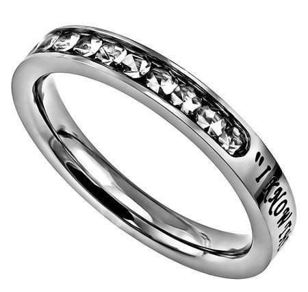 'I Know' - Princess Ring-Christian Rings-Spirit and Truth-SGN3348429474-SonGear