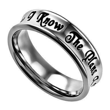 'I Know' - Truth Band-Christian Rings-Spirit and Truth-SGN3704362863-SonGear