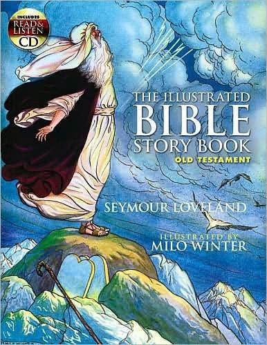 Illustrated Bible Story Book Old Testament w/CD-Christian Music-SonGear Marketplace-SonGear