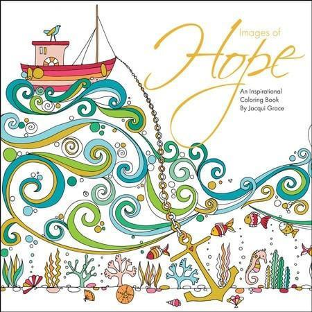Images of Hope: An Inspirational Coloring Book-Christian Books-SonGear Marketplace-SonGear