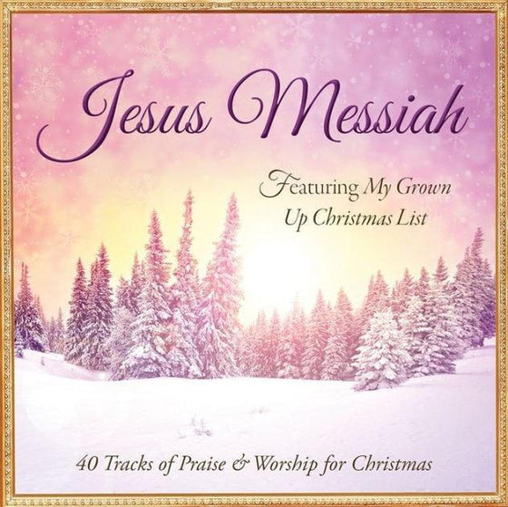 Jesus Messiah (2 CD)-Christian Music-SonGear Marketplace-SonGear
