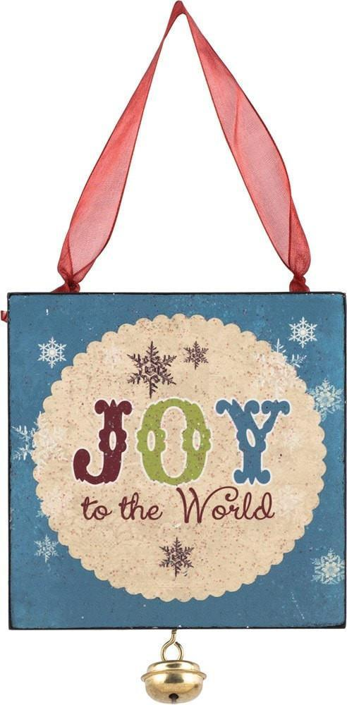 Joy Jingle Ornament-Christian Holiday Ornaments-SonGear Marketplace-SonGear