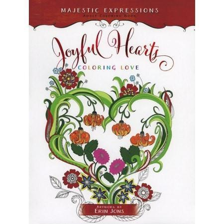 Joyful Hearts: Coloring Love-Christian Books-SonGear Marketplace-SonGear