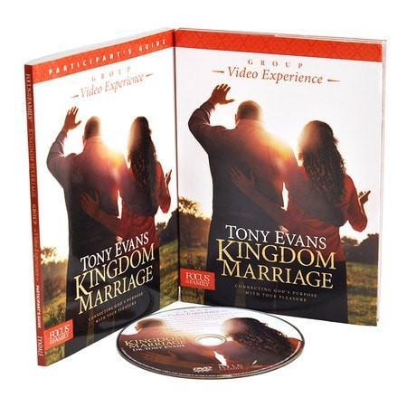 Kingdom Marriage DVD Group Video Experience, With Leader's Guide on PDF-Christian DVDs & Videos-SonGear Marketplace-SonGear