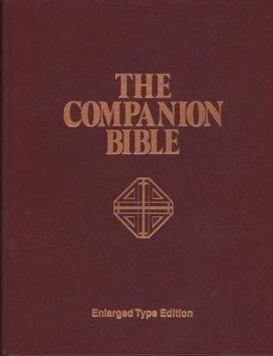 KJV Companion Bible, Hardcover, Enlarged print edition-Christian Bibles-SonGear Marketplace-SonGear