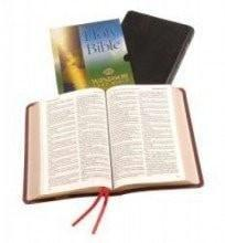 KJV Windsor Text Bible-Black Calfskin-Christian Bibles-SonGear Marketplace-SonGear