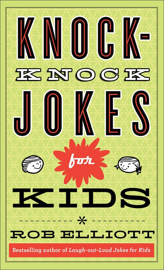 Laugh-Out-Loud Knock-Knock Jokes for Kids-Christian Books-SonGear Marketplace-SonGear