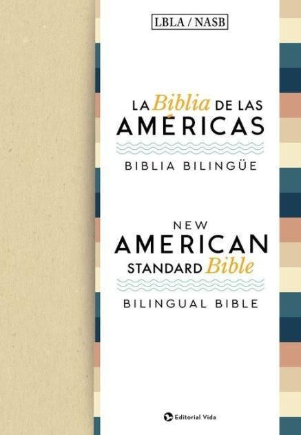 LBLA/NASB Biblia Bilingue (Bilingual Bible)-Christian Bibles-SonGear Marketplace-SonGear