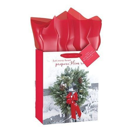 Let Every Heart, Gift Bag, Medium-Christian Gift Bags-SonGear Marketplace-SonGear