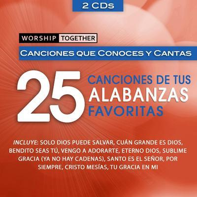 Worship Together: 25 Canciones De Tus Alabanzas   Favorites