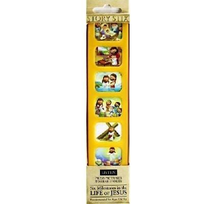 Life of Jesus Story Stix-Christian Electronic Toys-SonGear Marketplace-SonGear