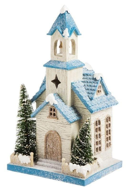 Light Up Holiday Church-Christian Home Decor-SonGear Marketplace-SonGear